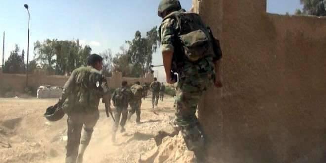 L'armée syrienne a occupé des hauteurs importantes à Alep
