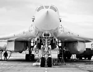 Tu-160 폭격기는 전투기로 변형 가능