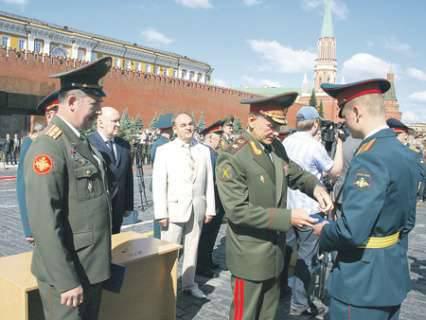 Zitadelle der russischen Staatlichkeit
