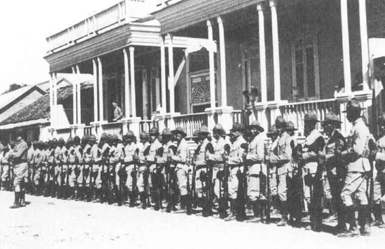 """Armée """"Isthme"""". Nicaragua: du satellite américain à l'allié de la Russie"""