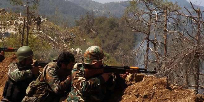 Zusammenfassung des anhaltenden Vormarsches der syrischen Armee