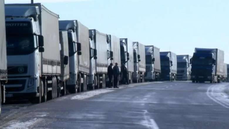 Klimkin: Die Ukraine wird nicht zulassen, dass russische Waggons einfach so Waren durch ihr Hoheitsgebiet in die EU befördern