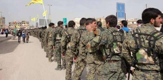 库尔德民兵对叙利亚北部一个具有重要战略意义的城市发动攻击