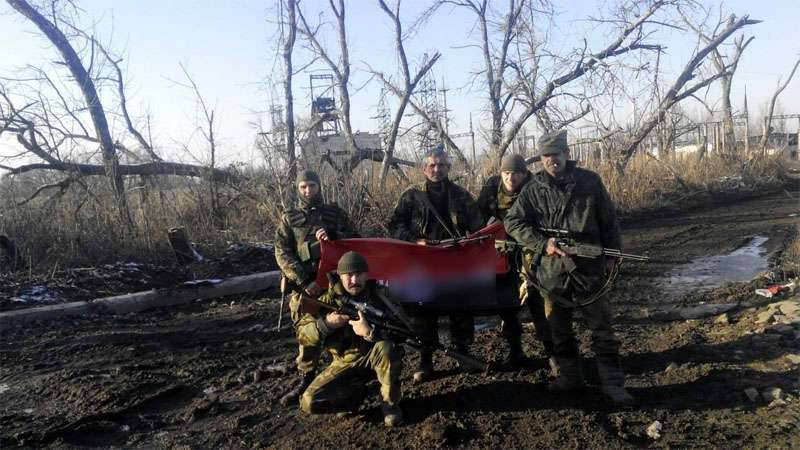 DPR intelligence reports on bloody militant clashes with the units of the Armed Forces of Ukraine in the area of ​​the contact line in the Donbass