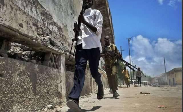 アル・シャバブ過激派はソマリアで「未知の状態」攻撃ドローンを撃downしました