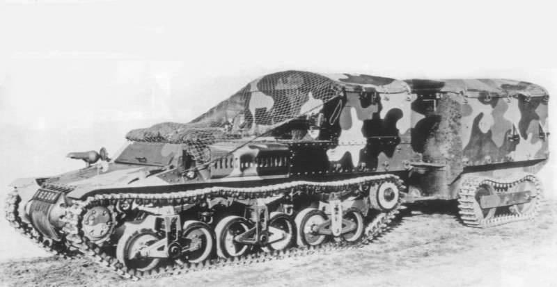 Французские бронетранспортёры Lorraine 37L и 38L