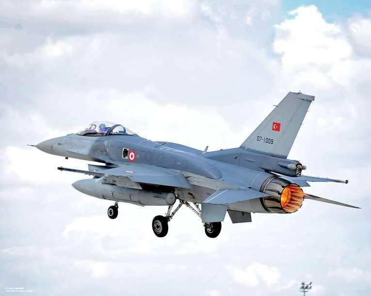 トルコとサウジアラビアの航空機はトルコ中部で共同演習を開始しました