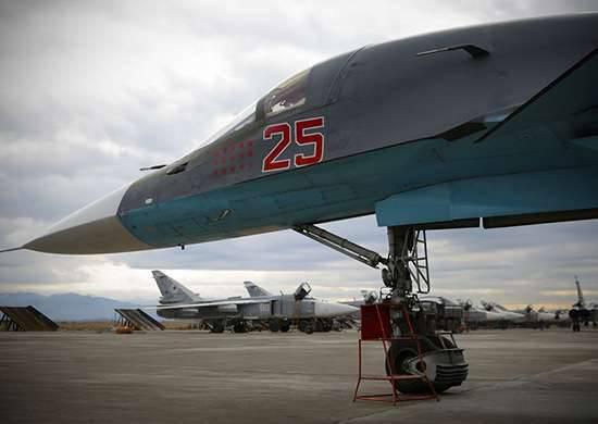 Nuevo informe del Ministerio de Defensa de la Federación Rusa: desde principios de febrero en Siria más de 700 sq. Km. de territorio y asentamientos 73.