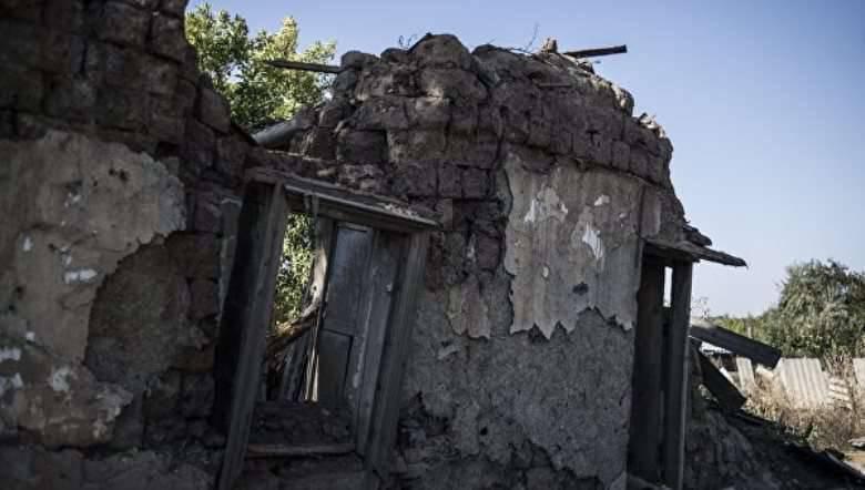 DAN: APU, Staromikhailovka'nın bombardımanını yeniledi