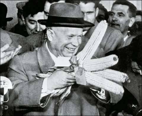 Virgem épica Khrushchev