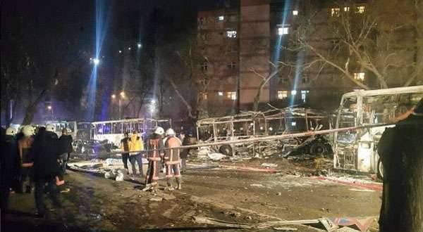 Os ataques terroristas em Ancara e Estocolmo