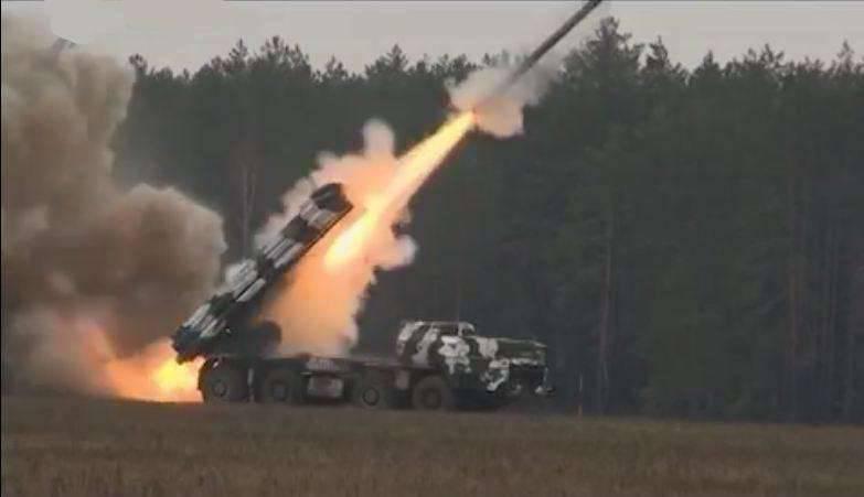 白俄罗斯增加了军事潜力