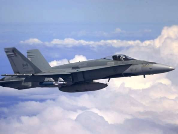 Canadian Air Force ceased participation in combat operations over the territory of Iraq and Syria