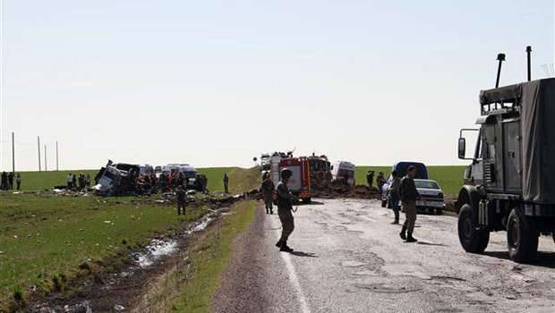 In the south-east of Turkey carried out an attack on a military convoy