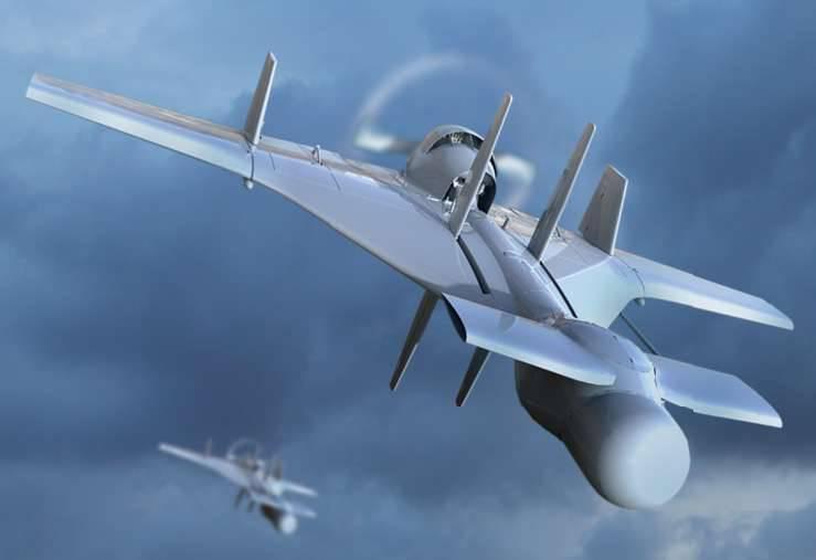Gli sviluppatori israeliani hanno dimostrato droni kamikaze a Singapore