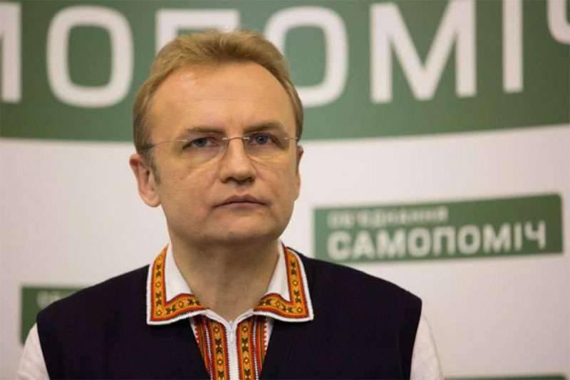 """Após a """"Pátria"""" da coalizão parlamentar ucraniana saiu e """"Auto-ajuda"""""""