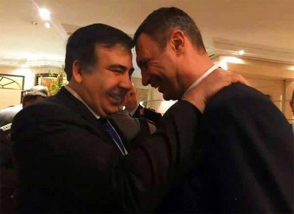 Saakashvili acusou SBU de corrupção