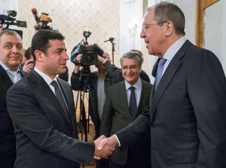 """""""रूस - तुर्की"""" सूत्र में कुर्द कारक"""