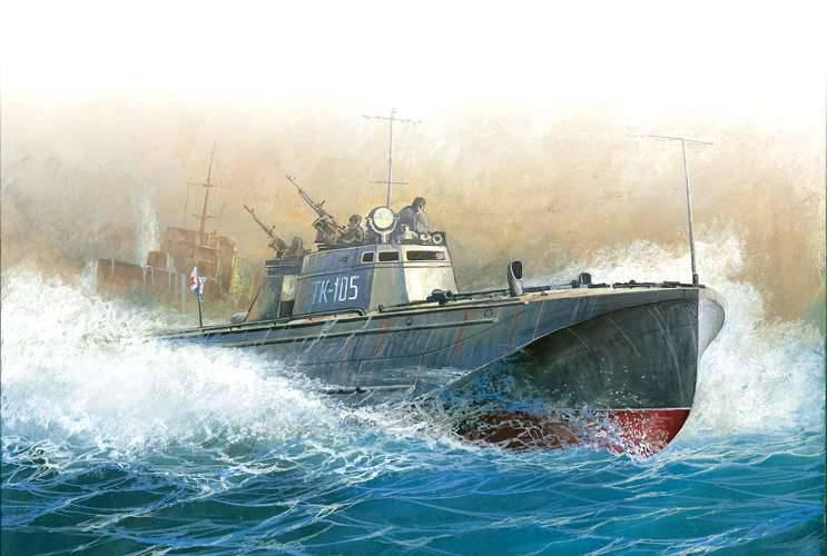 黒海での魚雷艇の戦闘使用の特徴