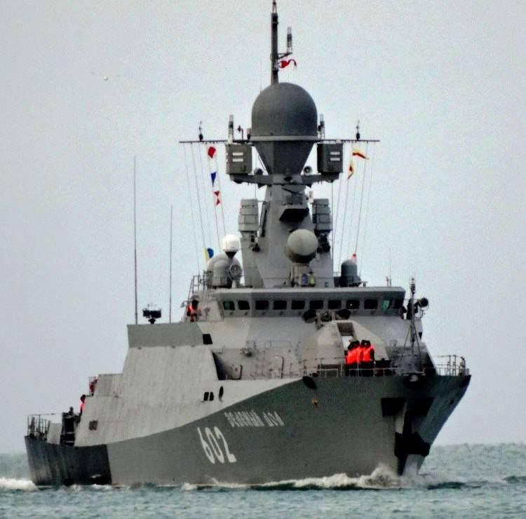 Le RTO armate di Calibre saranno in servizio nel Mediterraneo a rotazione
