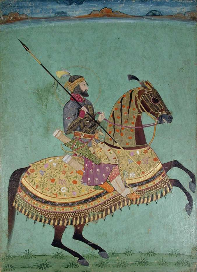 David Nicole on the Mughal Warfare (part of 2)