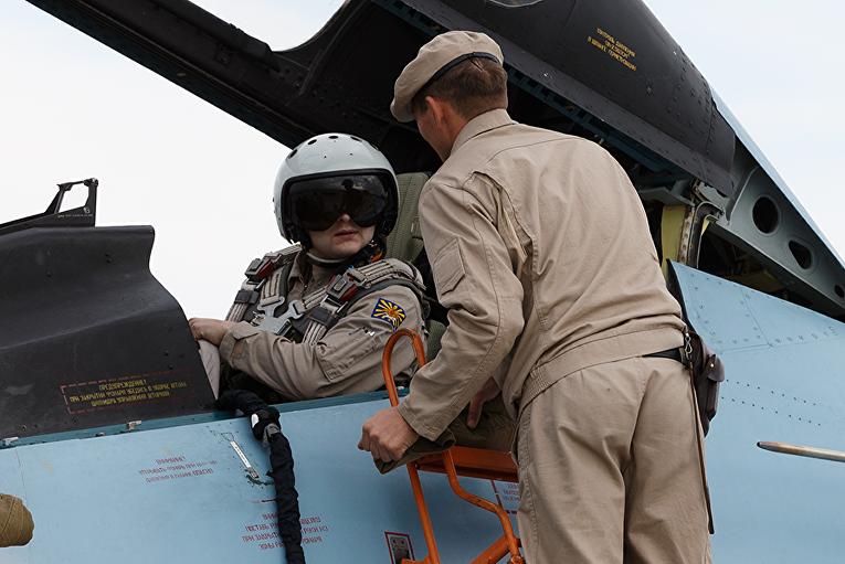 "Putin: Russian military work in Syria ""deserves the highest praise"""