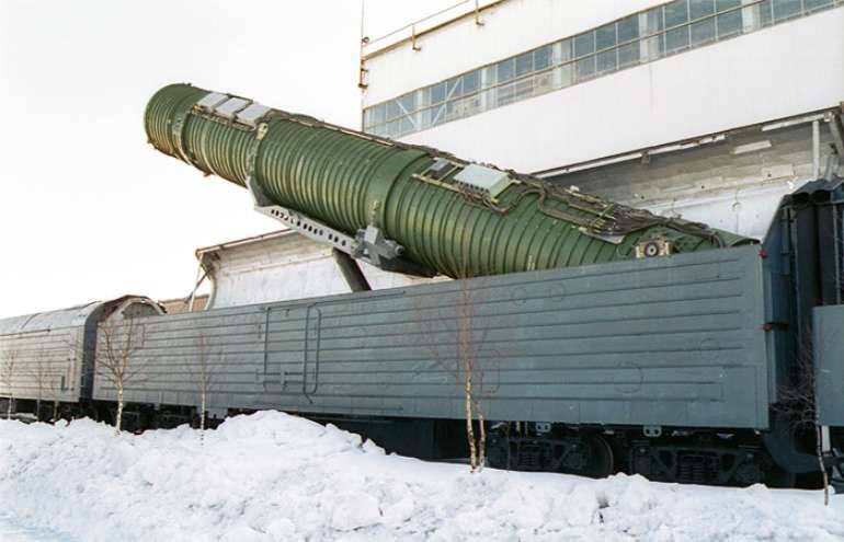 The Strategic Missile Forces will soon begin training personnel for the Barguzin complex