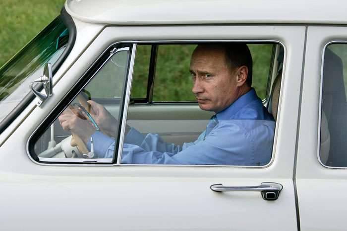 Il vettore di Putin