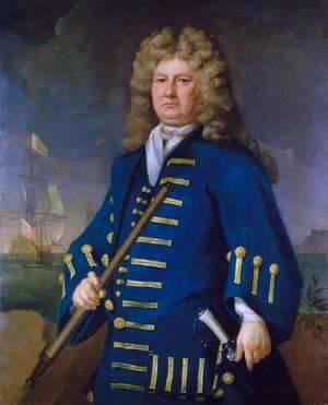 영국 - 프랑스 해군의 경쟁. 툴롱의 포위 공격과 레반트 함대의 죽음