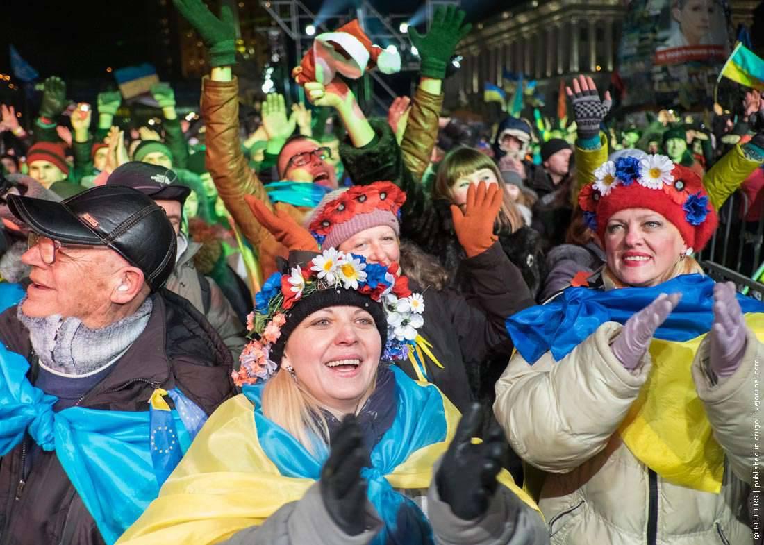 2014, Украина, Киев, Майдан