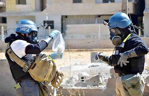 ISIS militants received chemical weapons components from Turkey and Iraq