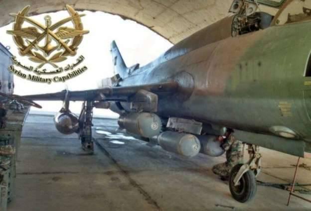 시리아 공군, Su-22М4 착취 계속