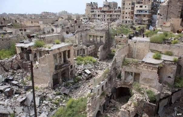 Secretário-geral adjunto da ONU alega que parte do partido de ajuda humanitária não chegou aos moradores de Deir ez-Zor