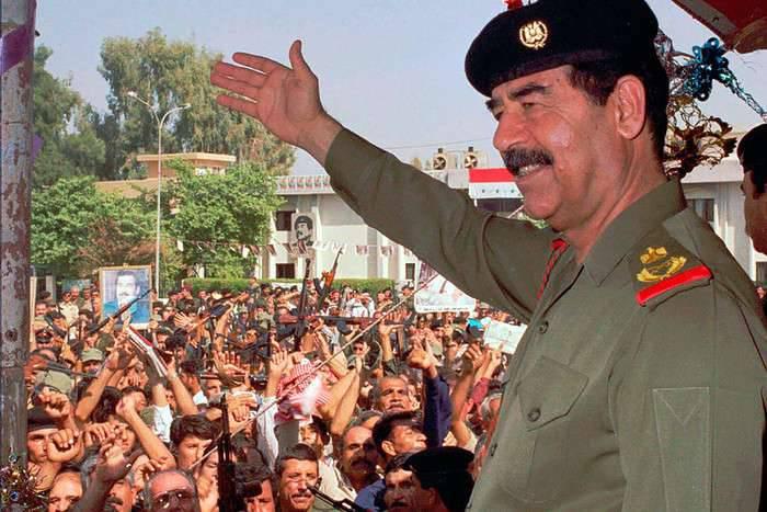 """Desert Storm"". A quarter of a century ago, Saddam Hussein's troops left Kuwait"