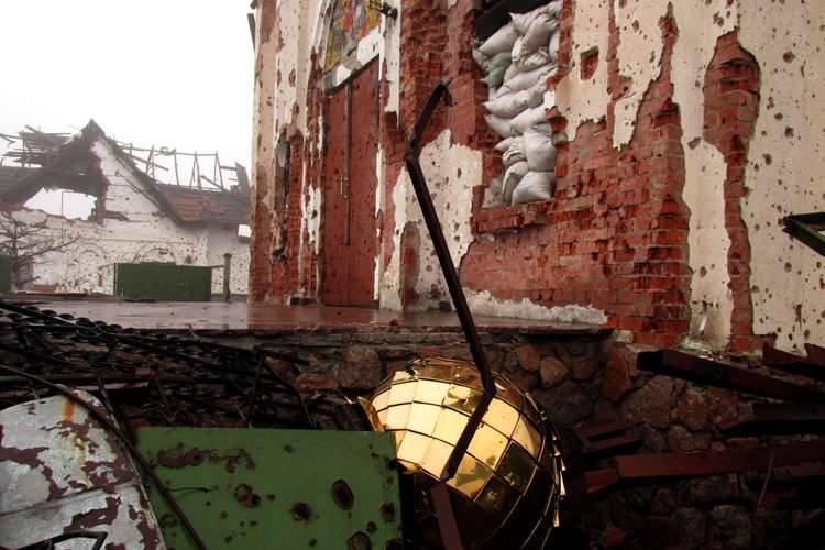 Donbass: Erde und himmlische Verteidigung