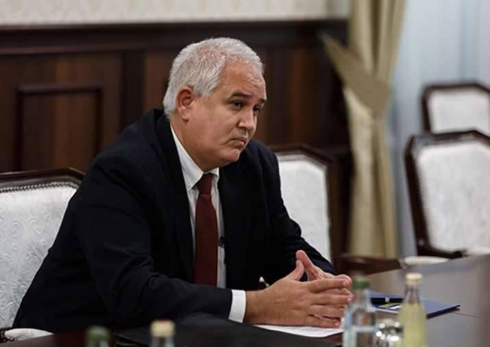 """古巴大使将向参加1962参加""""阿纳德尔""""行动的罗斯托夫居民颁发奖章"""