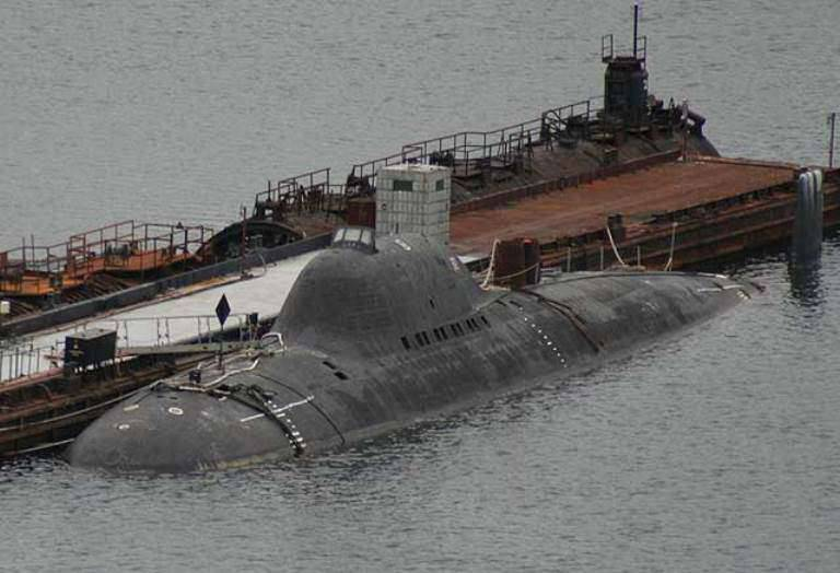 """Plans for the revival of the Soviet submarine """"Lira"""" found a response in the Western press"""