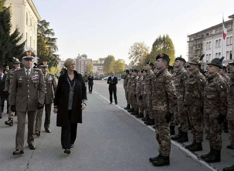 イタリアはISISと戦うためにリビア、最大3、その軍隊の数千に送信しようとしています