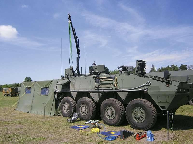 पोलिश सशस्त्र बलों के आधुनिकीकरण का कार्यक्रम 2014-2023