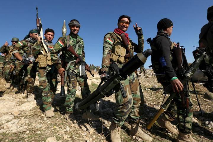 Kurdistán realmente se apoderó de la independencia