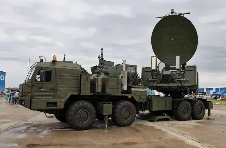 ब्रीड्लोव ने बताया कि क्यों संयुक्त राज्य अमेरिका इलेक्ट्रॉनिक युद्ध के विकास में रूस से पीछे है