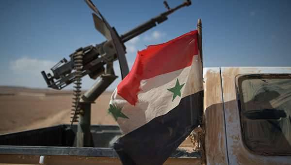 ATS ordusu birimleri Hama eyaletindeki IG saldırısını iterek 35 teröristlerini imha etti