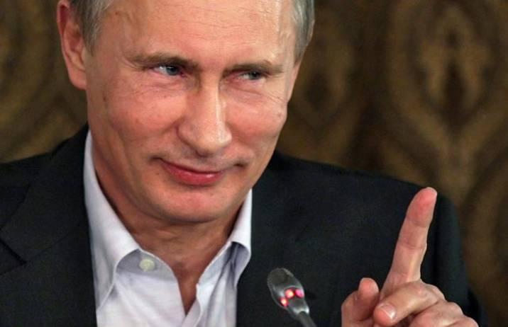 Amerikanische Journalisten machen dem großartigen Putin Angst