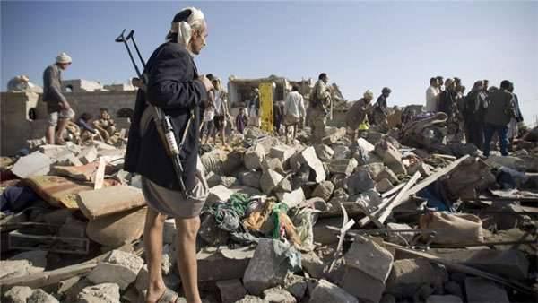 예멘의 수도 Aviudar는 최소한 32 명의 생명을 살았습니다.
