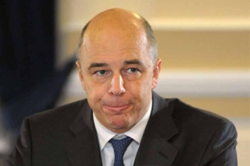 Los diputados de la Duma del estado requieren que Dmitry Medvedev revise al director del Ministerio de Finanzas para determinar su aptitud