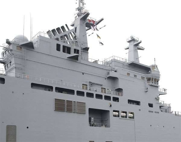 """Egypt expresses interest in """"Mistral"""" """"started"""" by Russia"""