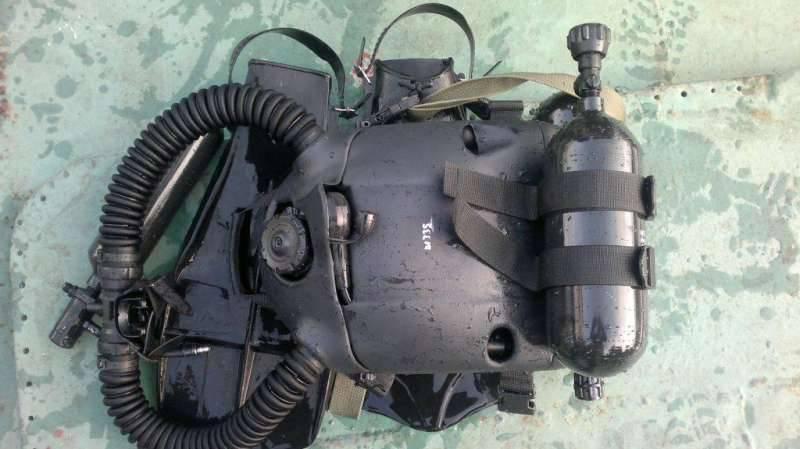 Специальное водолазное снаряжение «Амфора»