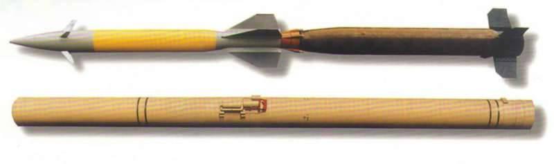 Гермес ракетный крейсер - 7535