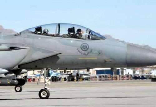 """사우디 아라비아 국방부 대표 : 사우디 공군 항공기가 터키 영토에서""""이질 (anti-Yigil)""""분류를 수행 할 준비가되었습니다."""