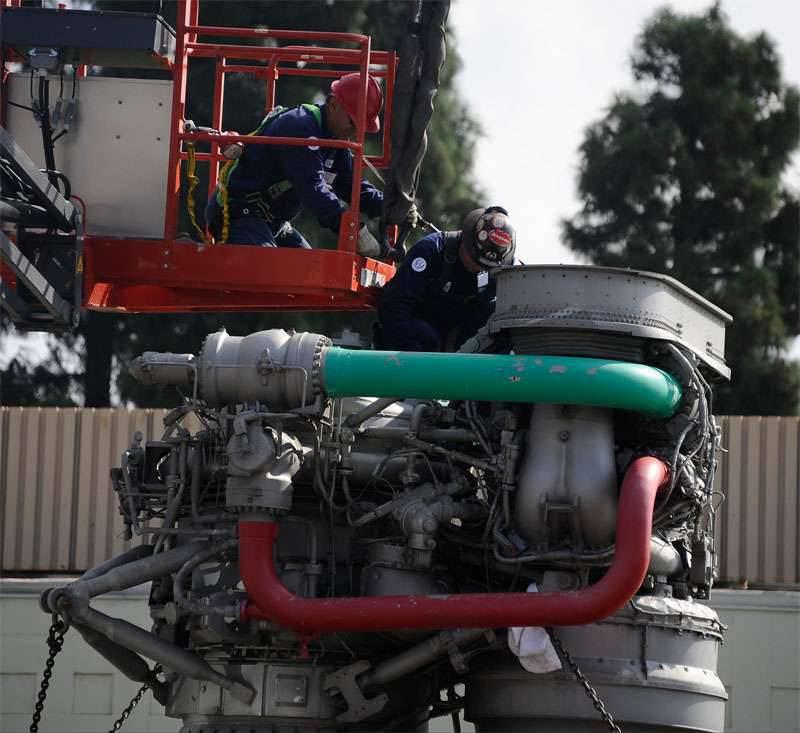 Il Pentagono ha annunciato un contratto con le società americane 2-me che creerà un sostituto per i motori a razzo russi RD-180